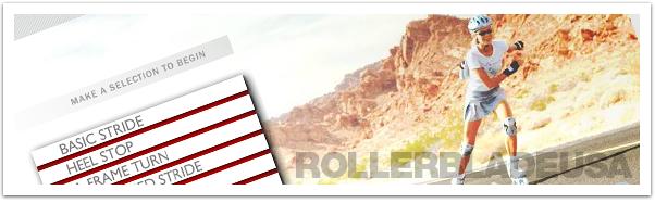 Rollerblade Basic Inline Skating 3D